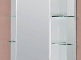 Зеркало-шкаф для ванной комнаты Эмили 80