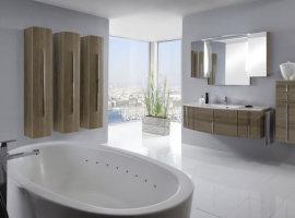 contemporary-(6)мебель для ванных комнат германия