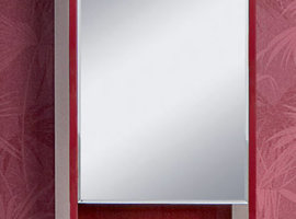 Зеркало-шкаф для ванной комнаты Роко L