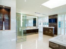 фото больших ванных комнат