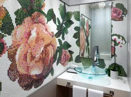 интерьер малогабаритной ванной комнаты фото