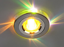 встраиваемые светодиодные светильники для ванной