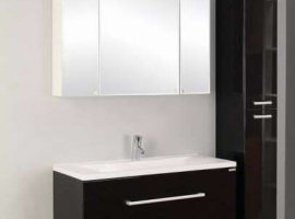 Зеркало-шкаф для ванной комнаты Мадрид 100