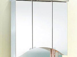 Зеркало-шкаф для ванной Camerino 85