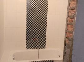 плитка для ванной комнаты сакура