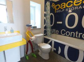 ремонт ванной и туалета дизайн