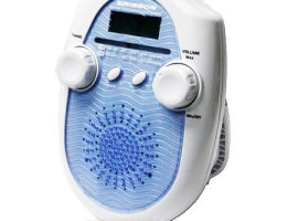 радио для ванной