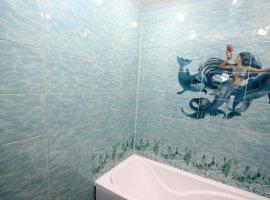 отделка ванной комнаты панелями пвх фото