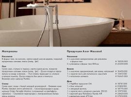 Планировка ванной комнаты 1