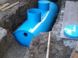 Очистные сооружения канализации