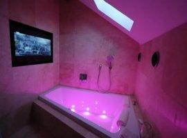 дизайн освещения ванной комнаты фото