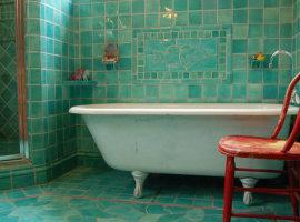 Фото плитки в ванной комнате