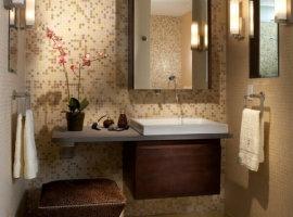 Идеи оформления ванной комнаты