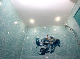 отделка ванны панелями пвх