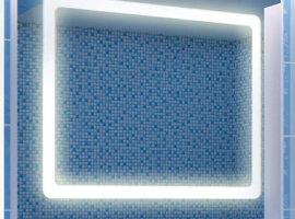 Зеркало для ванной комнаты Римини 100