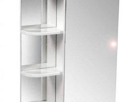 Зеркало-шкаф для ванной Корса 01