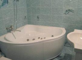 отделка плиткой ванных комнат цена