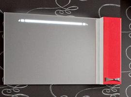Зеркало-шкаф для ванной комнаты Диор 120