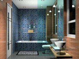 Modern bathrooms best designs ideas. (1)