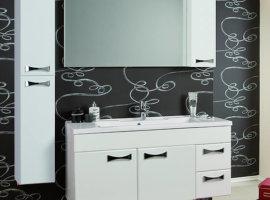 Подвесная мебель для ванной комнаты