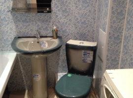 ванная из панелей пвх