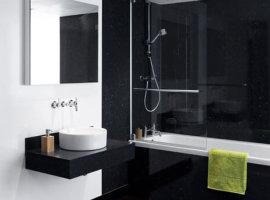 showerwall nuanceпластиковые панели для ванной фото
