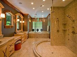 фото интерьер ванной комнаты