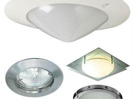 светильник в ванную комнату потолочный