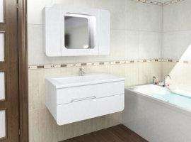 тумба под раковину в ванной