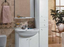 Мебель для ванной в хрущевку