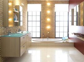 ванные комнаты в квартире