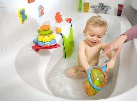 игрушки для ванной