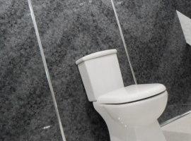 как обшить ванную пластиковыми панелями