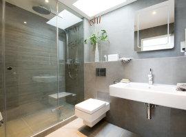 Современные ванные комнаты дизайн фото