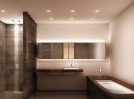 ванные комнаты планировка