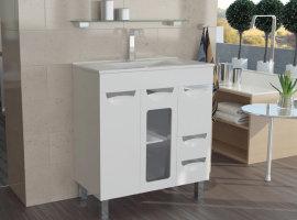 гарнитуры для ванной комнаты недорого