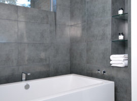 Стильные ванные комнаты фото
