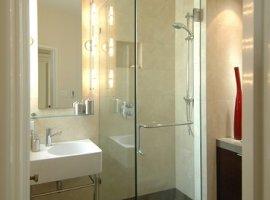 Дизайн ванной комнаты маленького размера