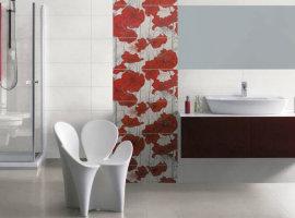 ванная комната отделка стен