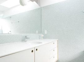 отделка ванных комнат плиткой фото