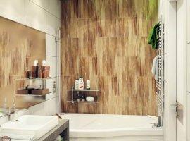 декор и дизайн ванной комнаты