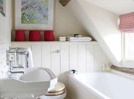 малогабаритная ванная комната дизайн фото