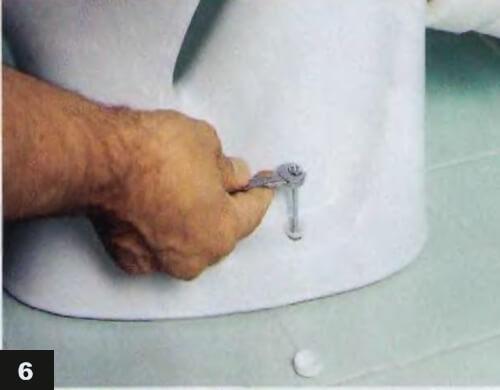 Установка бачка унитаза своими руками