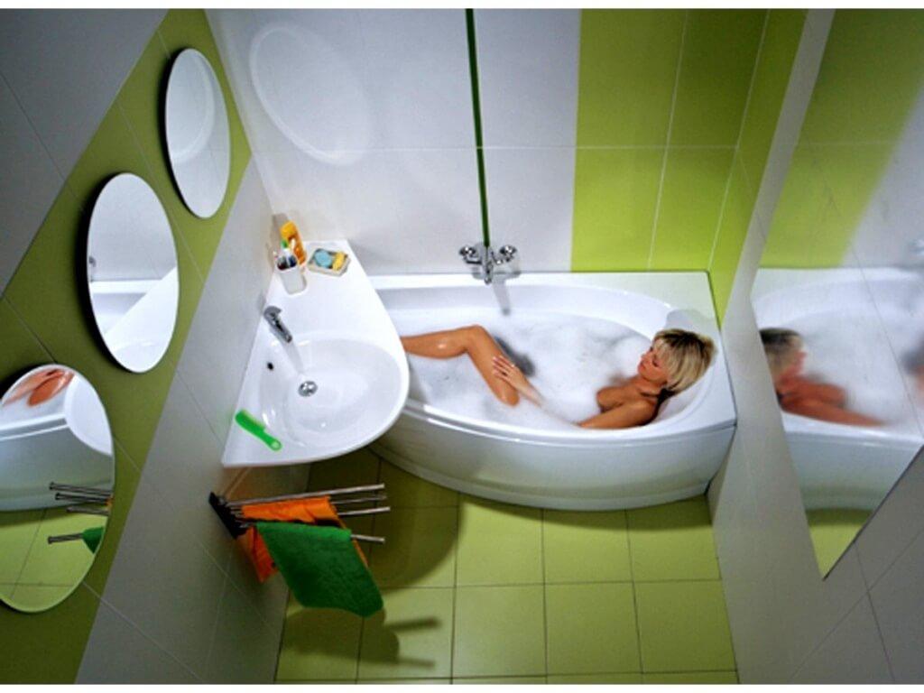 Маленькие ванные комнаты дизайн фото 3 кв м