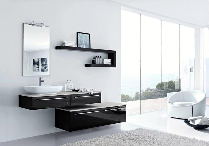 Мебель в ванную комнату фото галерея