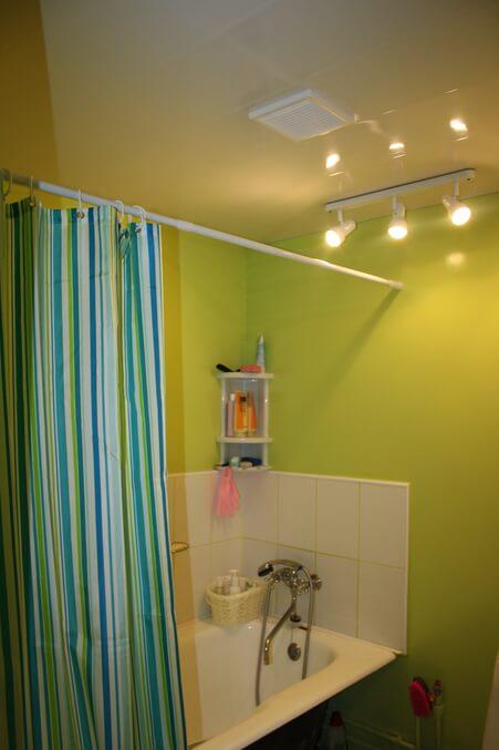 Идеи покраски ванной комнаты своими руками