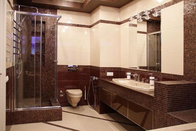 Ремонт ванной душевая кабина