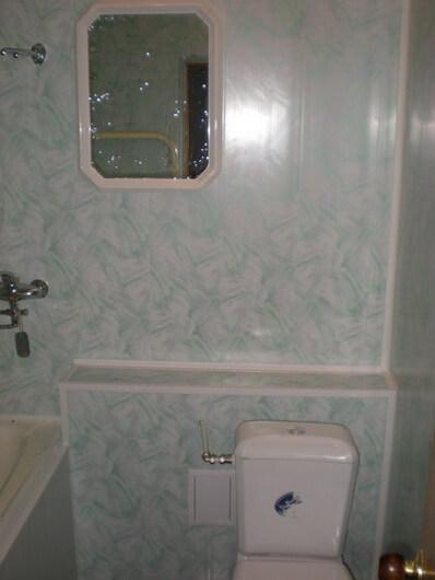 можно создать уникальный декор ванной