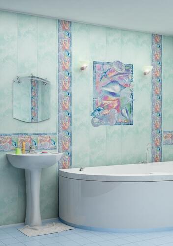 Ванна панелями пвх фото своими руками 80