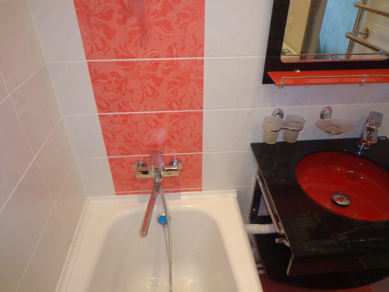 Ванная комната 8.5 кв.м дизайн